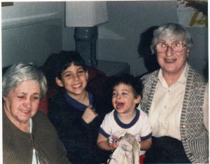 Abraham, Ben, and the Grandmothers