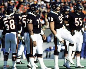 The 1985 Bears Defense