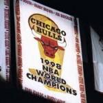 The Bulls 1998 Banner
