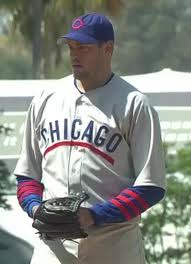 Sean Marshall - Cubs 1944 Throwbacks