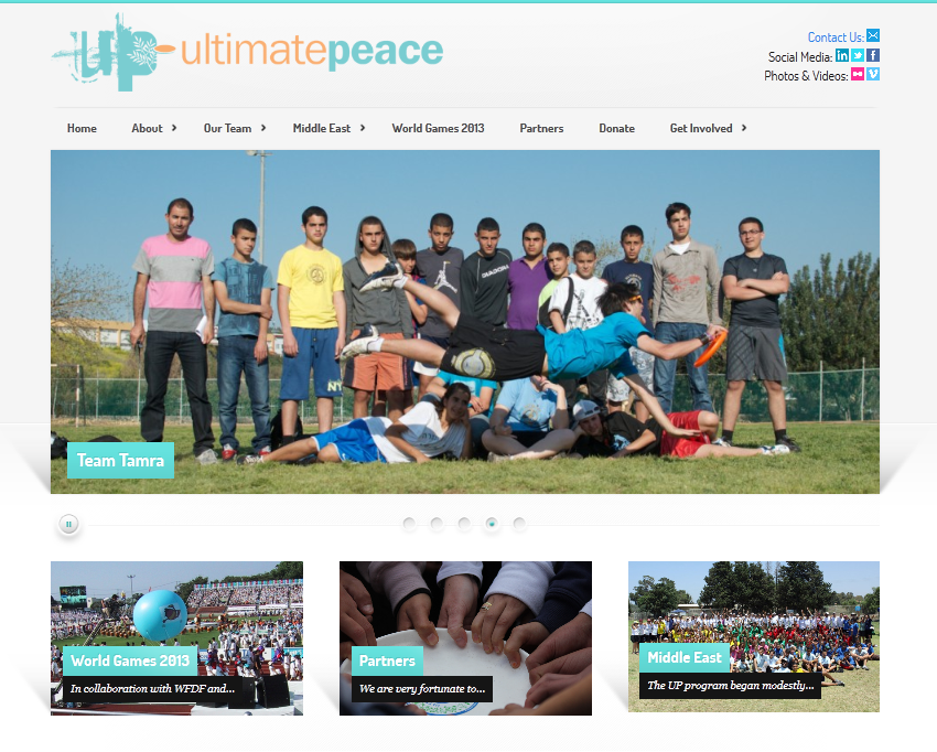 UltimatePeace.org